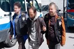 Metrobüste kadını taciz eden zanlı tutuklandı