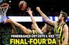 Fenerbahçe Beko, THY EuroLeague Play-off turu dördüncü maçında Zalgiris Kaunas'u deplasmanda 99-82...
