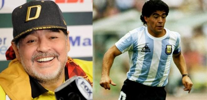 Efsane Maradona'nın başı fena dertte!