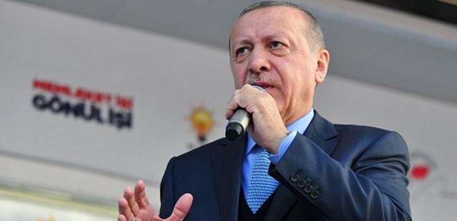 Cumhurbaşkanı Erdoğan uyardı: