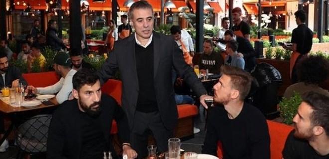 Fenerbahçe'de moral kahvaltısı
