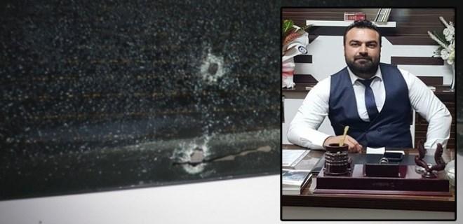 MHP Kars Merkez İlçe Başkanına silahlı saldırı!