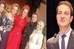 Yelda Demirören'e Osmanlı kınası