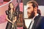 Demet Özdemir ve Can Yaman'a Beyrut'tan ödül