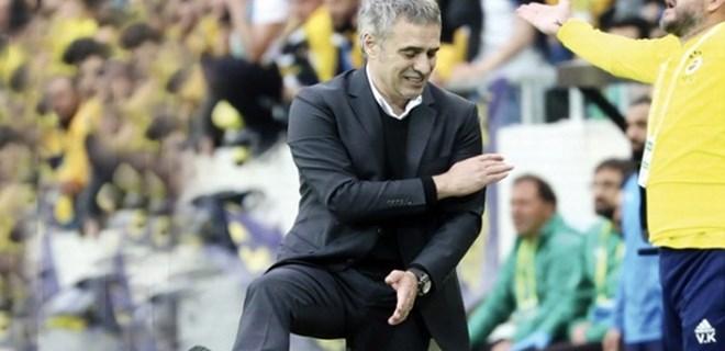 Fenerbahçe'nin dertlerine Ersun Yanal'da çözüm olmadı