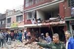 Kolombiya'da havai fişek fabrikasında patlama