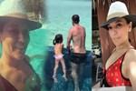 Demet Akalın ile Okan Kurt, Maldivler'de aşk tazeledi