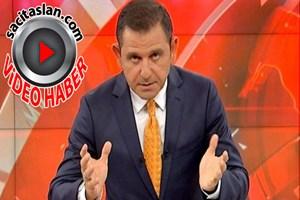 Fatih Portakal'dan Cumhurbaşkanı Erdoğan'a tepki