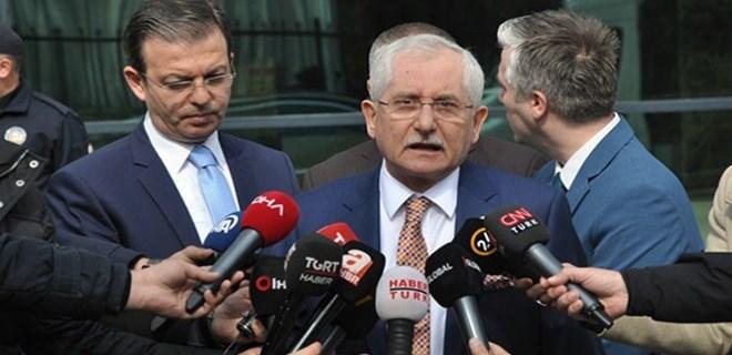 YSK Başkanı Sadi Güven'den 23 Haziran seçimi hakkında flaş açıklama!