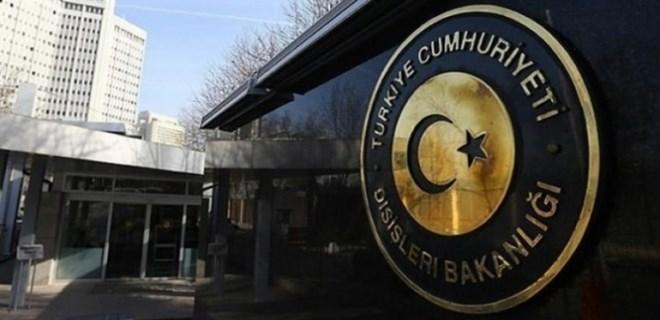 Dışişleri Bakanlığından Yunan mahkemesinin kararına tepki