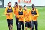 Galatasaray maça kilitlendi
