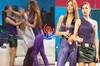 Manken ve şarkıcı Sevda Demirel, 2002 yılında katıldığı bir canlı yayında Hande Ataizi'ne tokat...