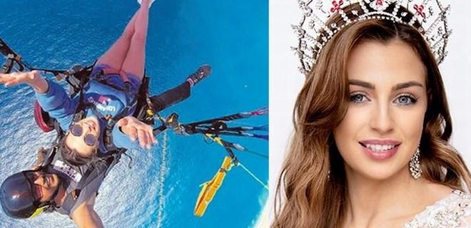 Güzellik kraliçesi Alisha, Türkiye'ye hayran kaldı