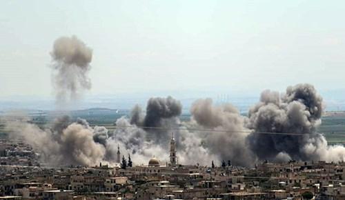 Esad ve Rus saldırılarının 4 aylık bilançosu!