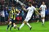 Spor Toto Süper Lig'in 33. hafta maçında Büyükşehir Belediye Erzurumspor evinde Fenerbahçe ile...