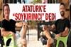 Acun Ilıcalı'nın kanalı TV8'de, Survivor Türkiye-Yunanistan yarışmasını sunan Yunan sunucu Sakis...