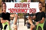 Yunan sunucu Atatürk'e