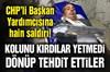 Manisa'nın Alaşehir ilçesinde CHP'li Belediye Başkan Yardımcısı Halil Koç, 2 kişi tarafından...