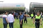 Trenin çarptığı kadın hayatını kaybetti!