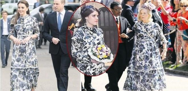 İngiliz Kraliyet Ailesi'nde pişti modası