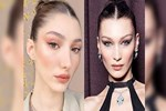 Şevval Şahin'in görüntüsü Bella Hadid'e benzetildi