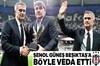Beşiktaş'ın başındaki 4 yıllık macerasını Kasımpaşa maçıyla birlikte noktalayan Teknik Direktör...