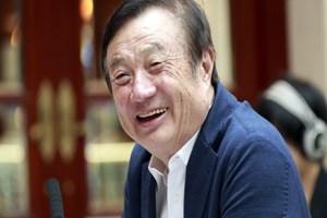 """Huawei'nin kurucusu: """"Kısıtlamalar bizi etkilemeyecektir"""""""