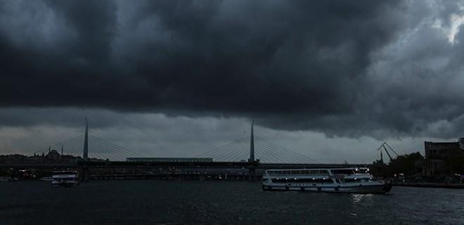Meteoroloji açıkladı: Yağmur bulutları dağılacak mı?