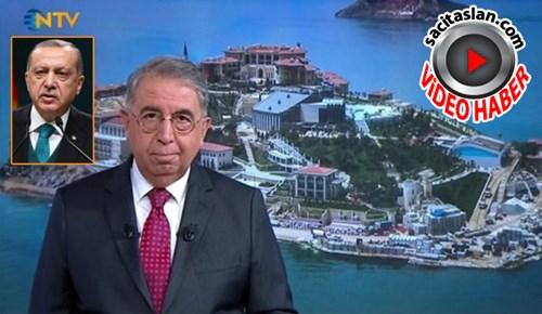 Mikrofonu açık kalan Oğuz Haksever, Erdoğan'a köpürdü!
