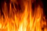 Lisede ders sırasında yangın çıktı