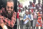 Engin Altan'ın yardım eli Afrika'ya uzandı