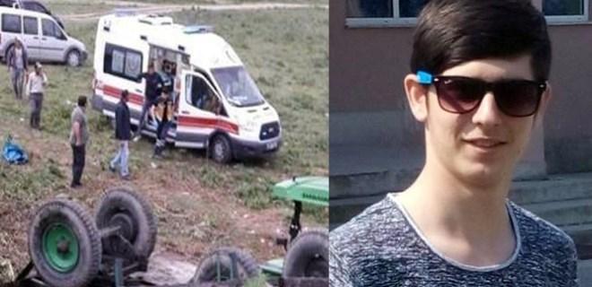 Bursa'da ikizleri trafik kazası ayırdı!