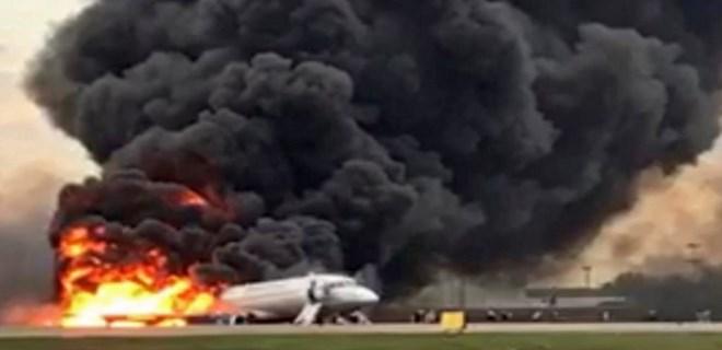 Rusya'daki uçak faciasında ölü sayısı arttı