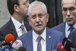 YSK Başkanı Sadi Güven'den karar sonrası açıklama