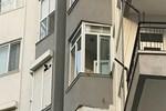 Antalya'da cam silerken 4. kattan düşen kadın öldü!