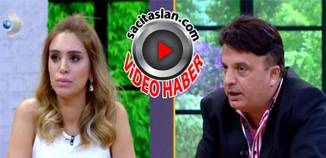 Tuğçe Ergişi ve Alihan canlı yayında kavgaya tutuştu!