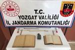 Yozgat'ta tarihi eser kaçakçılığı