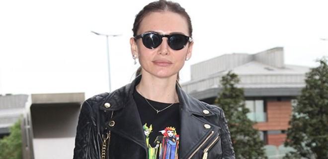 Emina Jahovic'in spor şıklığı