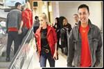 Mustafa Sandal ve sevgilisi ilk kez el ele