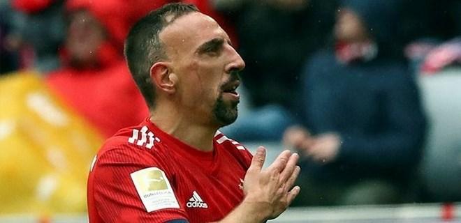 Franck Ribery harekatı!