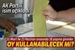 AK Partili Recep Özel'den flaş açıklama!