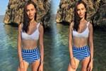 Saadet Işıl Aksoy'dan 'photoshoplu' ve 'photoshopsuz' paylaşım