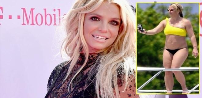 Britney Spears sert çıktı: