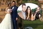 Eser Yenenler'in düğününde Dalkılıç-Berkay krizi!