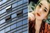 Ankara'da Yelken Plaza'nın 20'nci katından şüpheli şekilde düşerek yaşamını yitiren Şule Çet...