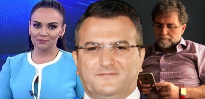 Cem Küçük'ten Ahmet Hakan'a olay suçlama!