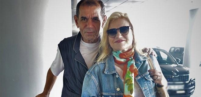 Eski başkan Dursun Özbek tatilde