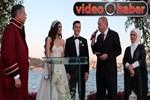 Amine Gülşe ve Mesut Özil evlendi